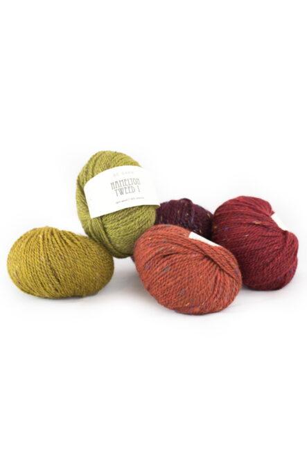 Hamelton Tweed 1 BC Garn
