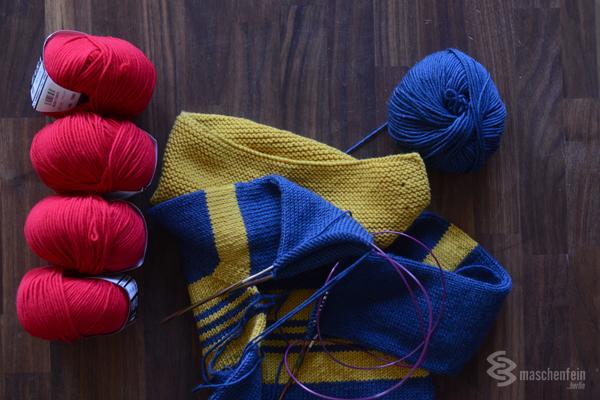 Pullover für Kinder stricken