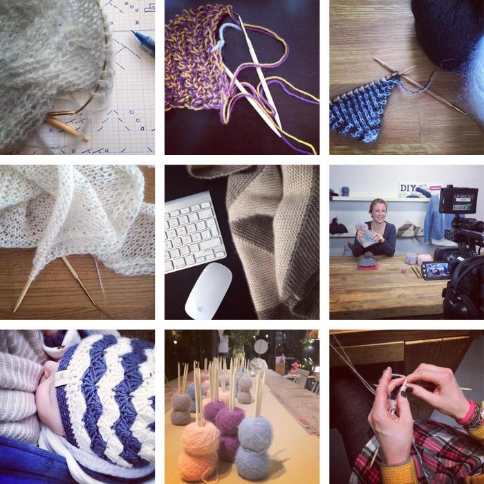 Instagram Maschenfein Januar