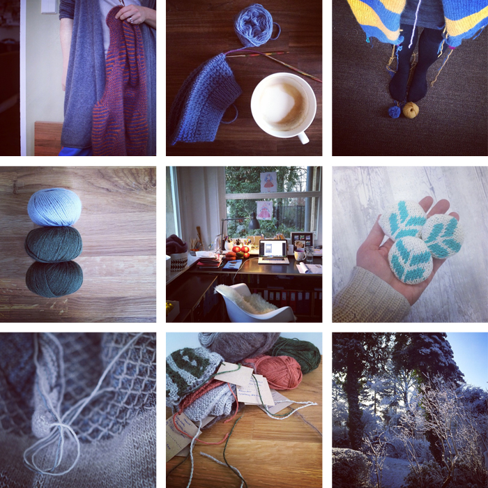 Strickblog Instagram