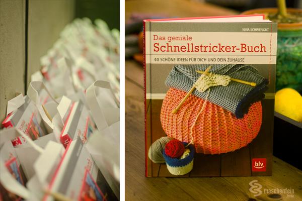 Schnell Stricken Nina Schweisgut Knit Knit