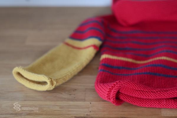 Pullover für Jungs stricken