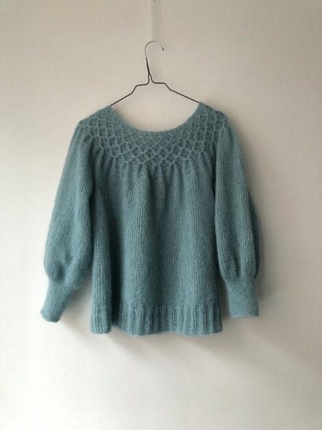 Beautiful Smock Sweater