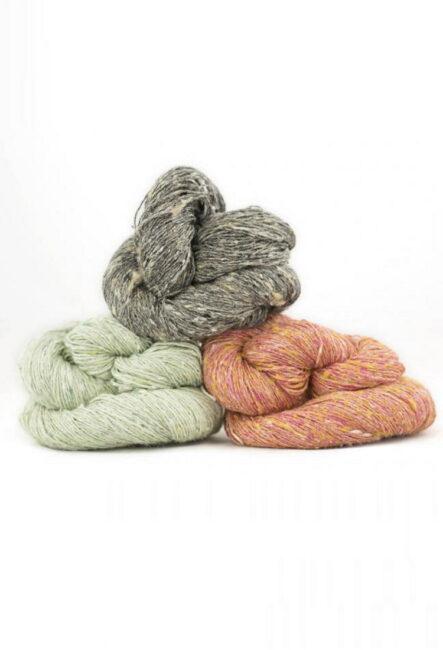 Tussah Tweed BC Garn