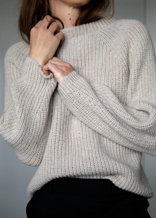Coming Soon Sweater
