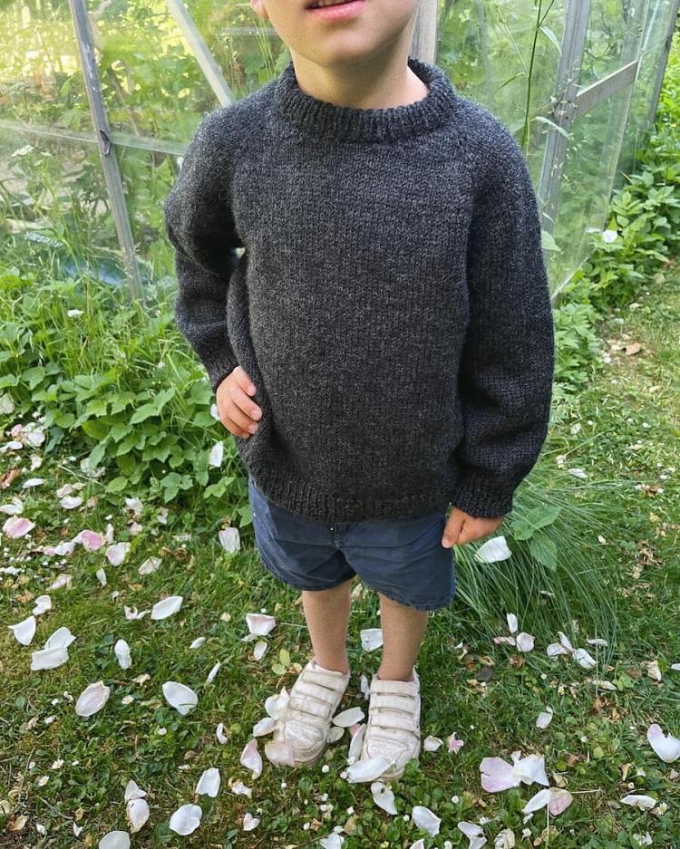 Hanstholm Sweater Junior