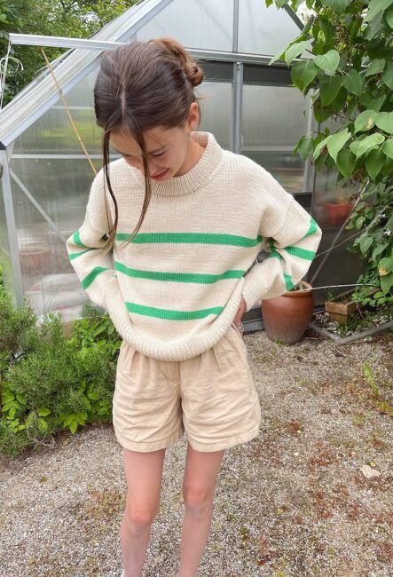 Marseille Sweater Young