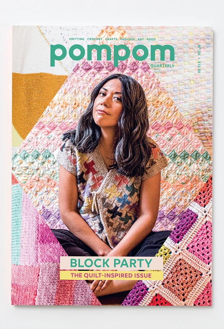 Pompom magazin 36